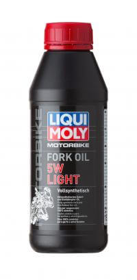 LIQUI MOLY Motorbike Fork Oil Light 5W 0,5л