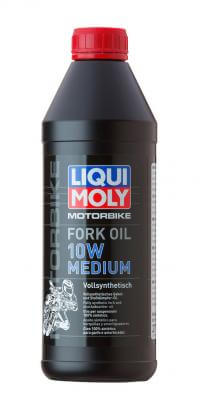 LIQUI MOLY Motorbike Fork Oil Medium 10W 0,5л